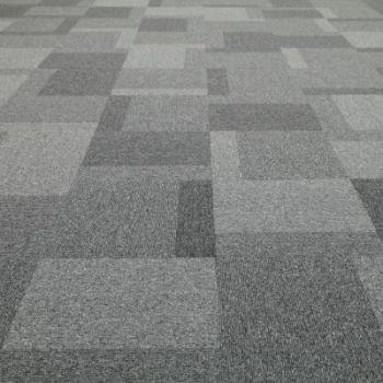 Jhs Carpet Tile Collection Triumph Random Tile Slate