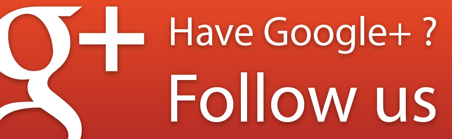 have google plus? follow us