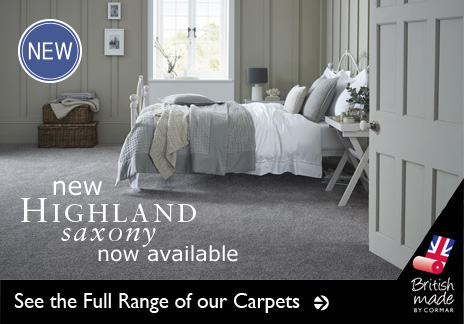 new cormar carpets highland saxony now available