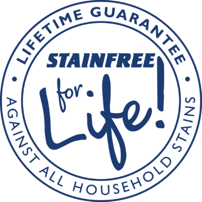 stainfree for life logo