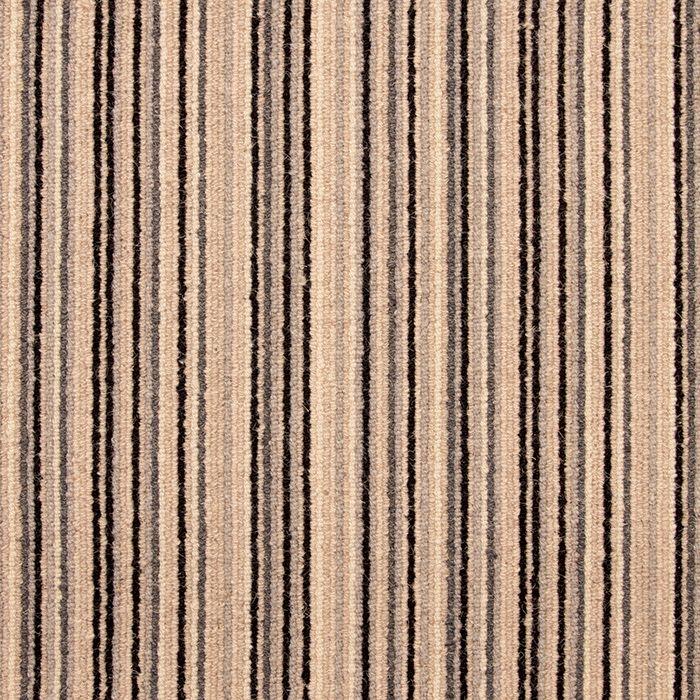 Abingdon Carpets Wilton Royal Malvern Stripe Charcoal