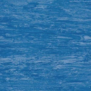 Polyflor Vinyl Flooring: XL PU - Tanzanite Blue