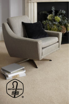Home Counties Heathers Collection - Cormar carpets