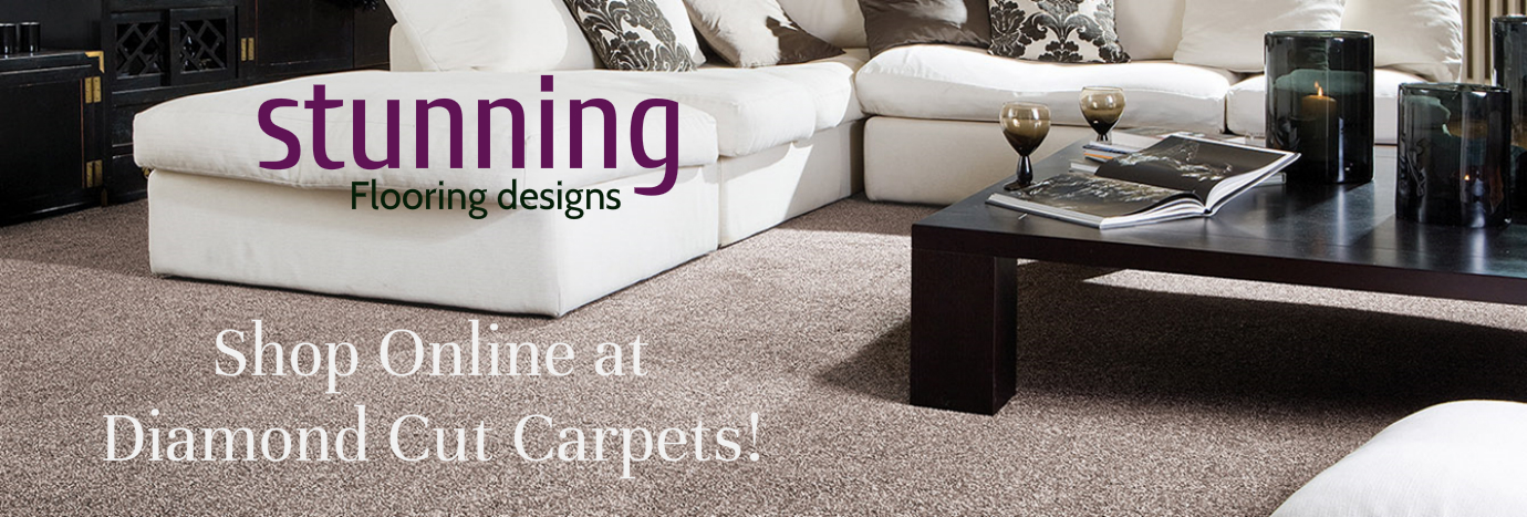 diamond cut carpets banner